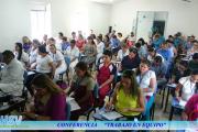 CONFERENCIA TRABAJO EN EQUIPO Y PRODUCTIVIDAD