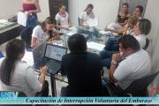 CAPACITACIÓN DE INTERRUPCIÓN VOLUNTARIA DEL EMBARAZO