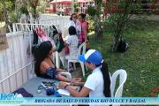 BRIGADA DE SALUD VEREDAS RIO DULCE Y BALSAL 2017