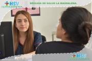 Brigada de Salud La Magdalena - Febrero 2020