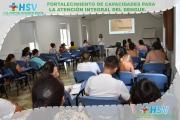 Capacitación sobre el manejo de Enfermedades Trasmitidas por Vectores